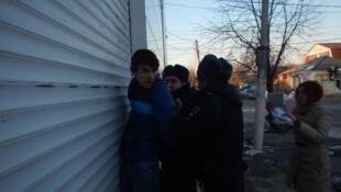 Активистов «Экологической вахты Северного Кавказа» задерживают без объяснения причин