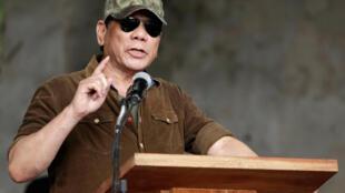 菲律宾总统杜特尔特上周二已经宣布在菲律宾南部城市马拉维战事结束