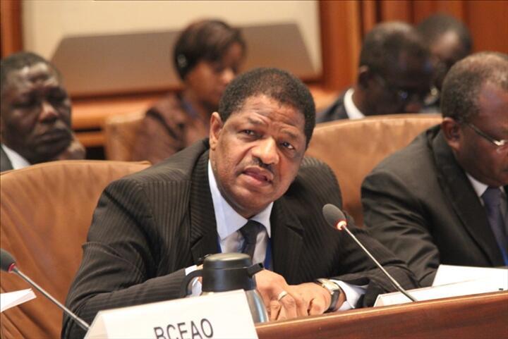 Marcel Alain de Souza préside la Commission économique des Etats d'Afrique de l'ouest. (Cédéao).