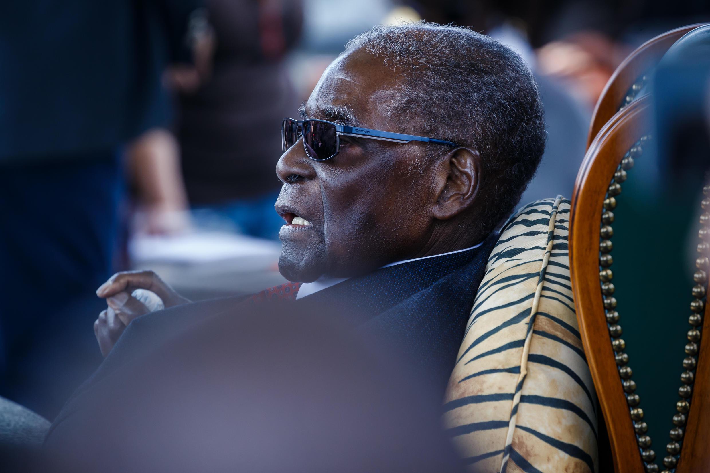 L'ancien président du Zimbabwe, Robert Mugabe.