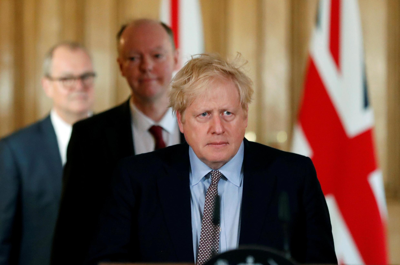 Firaministan Birtaniya Boris Johnson na cikin fitattun mutanen duniya da coronavirus ta kama