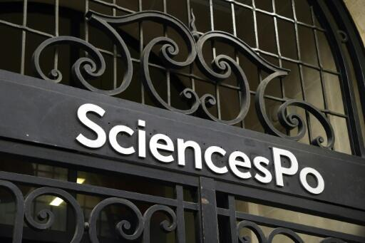 Paris's prestigious Sciences Po university was forced to close its doors as a result of Covid-19 infections.