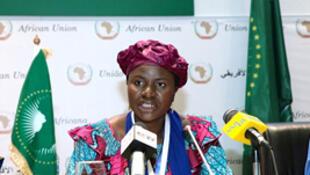 Mahawa Kaba Wheeler - Directrice du département femme, genre et développement de la Commission de l'Union africaine.