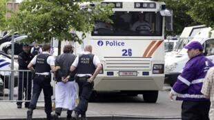 Le groupe Sharia4Belgium avait déjà été visé par une vague d'interpellations, en juin 2012, à Anvers.