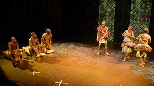 Le groupe Ndima en concert à Genève, en juillet 2013. (Capture d'écran)