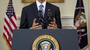 Từ Nhà Trắng, ngày 17/12/2014, Tổng thống Mỹ Barack Obama thông báo bình thường hóa quan hệ với Cuba