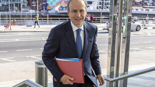 Fianna Fail leader Micheal Martin will be the first prime minister under the new arrangement