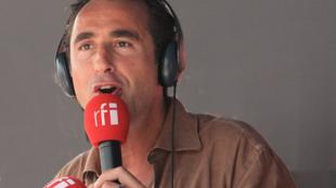 Juan Gomez à Lomé en novembre 2009.