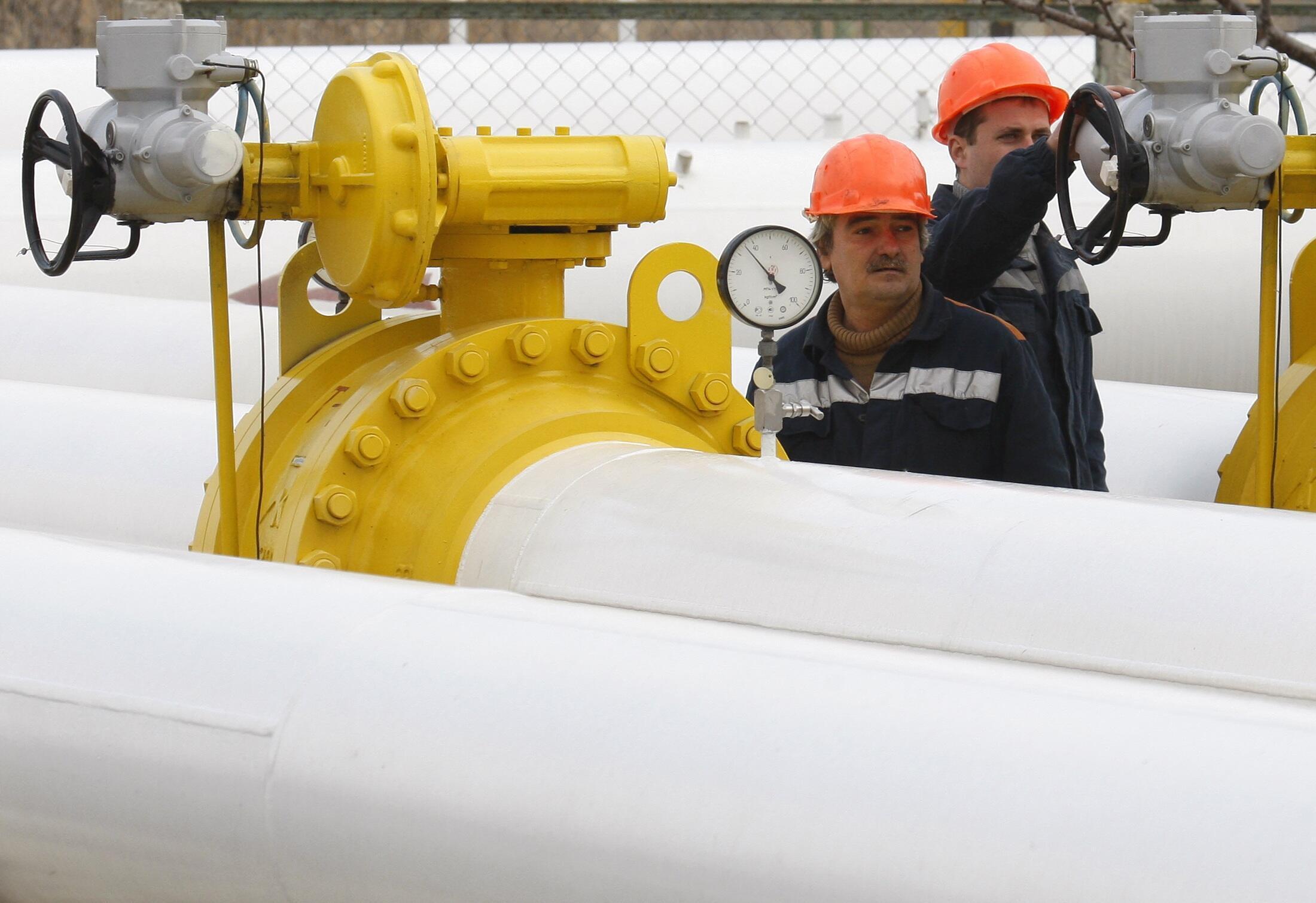 Ucrânia ameaça levar para arbitragem elevação de preço de gás.