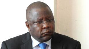 L'ancien ministre tchadien de la Justice, Jean-Bernard Padaré.