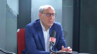 Jean-Jacques Bridey, président de la Commission de la défense nationale et des forces armées, député LaREM sur RFI, le 15 juillet 2019.