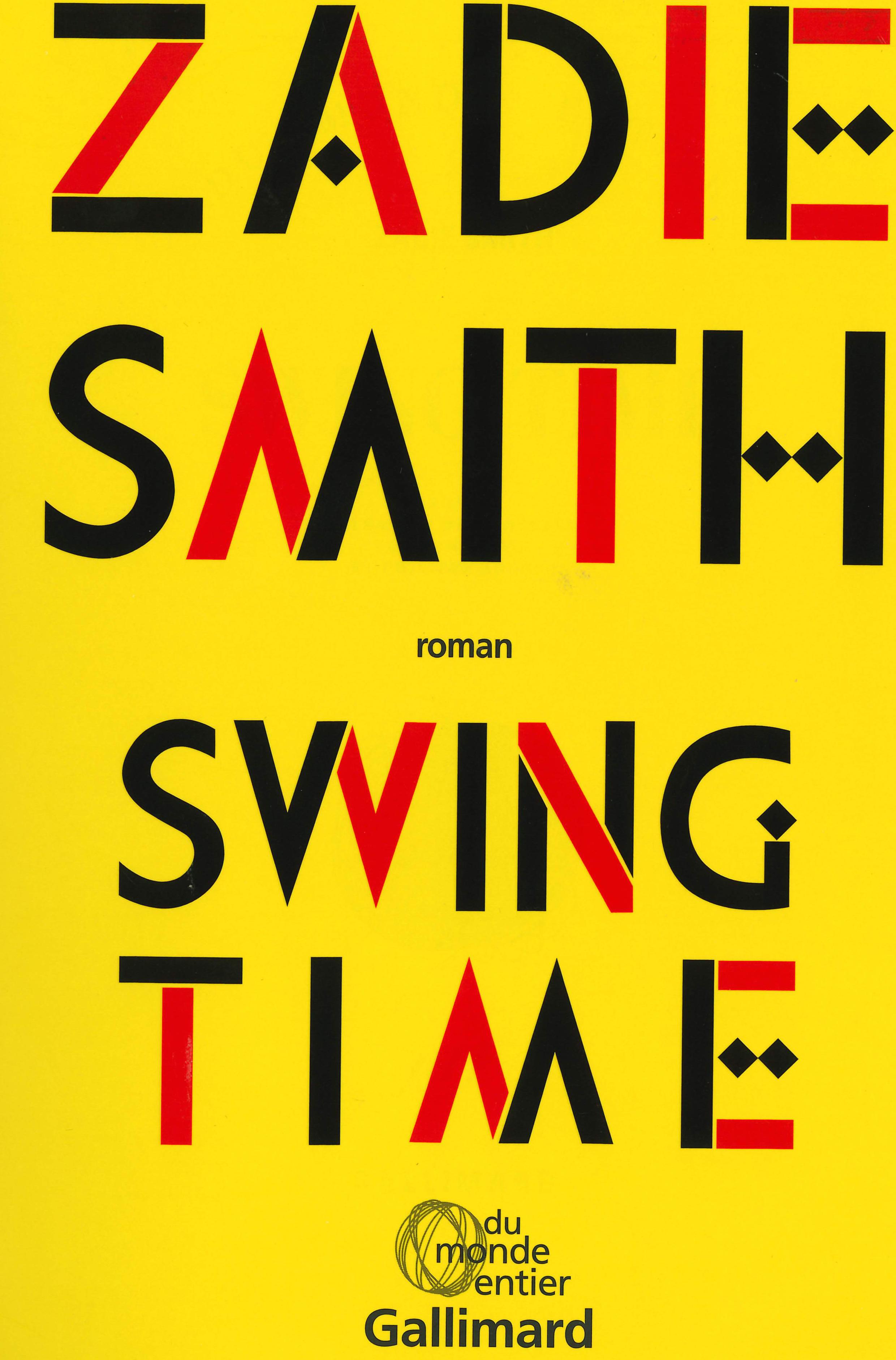 """Zadie Smith est la romancière emblématique de la """"littérature-monde""""."""