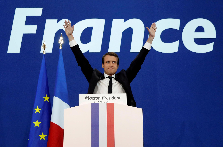 Ông Emmanuel Macron - tổng thống tân cử của Pháp.