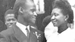 Alioune Diop et Christiane Yandé Diop.
