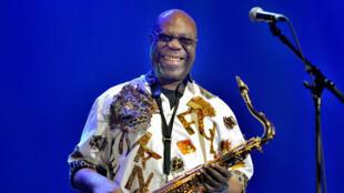 C'est la première fois qu'un musicien mondialement reconnu, Manu Dibango est nommé «Grand Témoin» de la Francophonie pour des JO.
