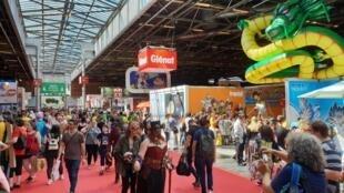 Environ 250 000 visiteurs sont attendus pour la 20e édition de la Japan Expo.
