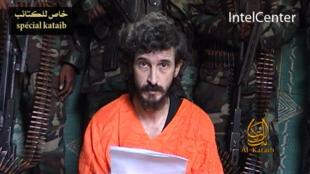 L'otage français et agent de la DGSE Dennis Allex est retenu depuis 11 mois par un groupe islamiste en Somalie.