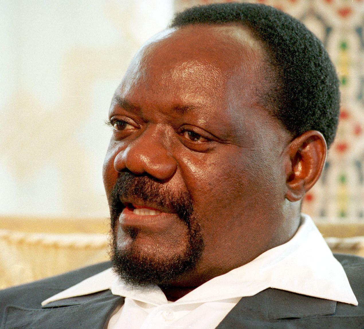 Savimbi died during fighting in Angola's eastern Moxico province aged 67.