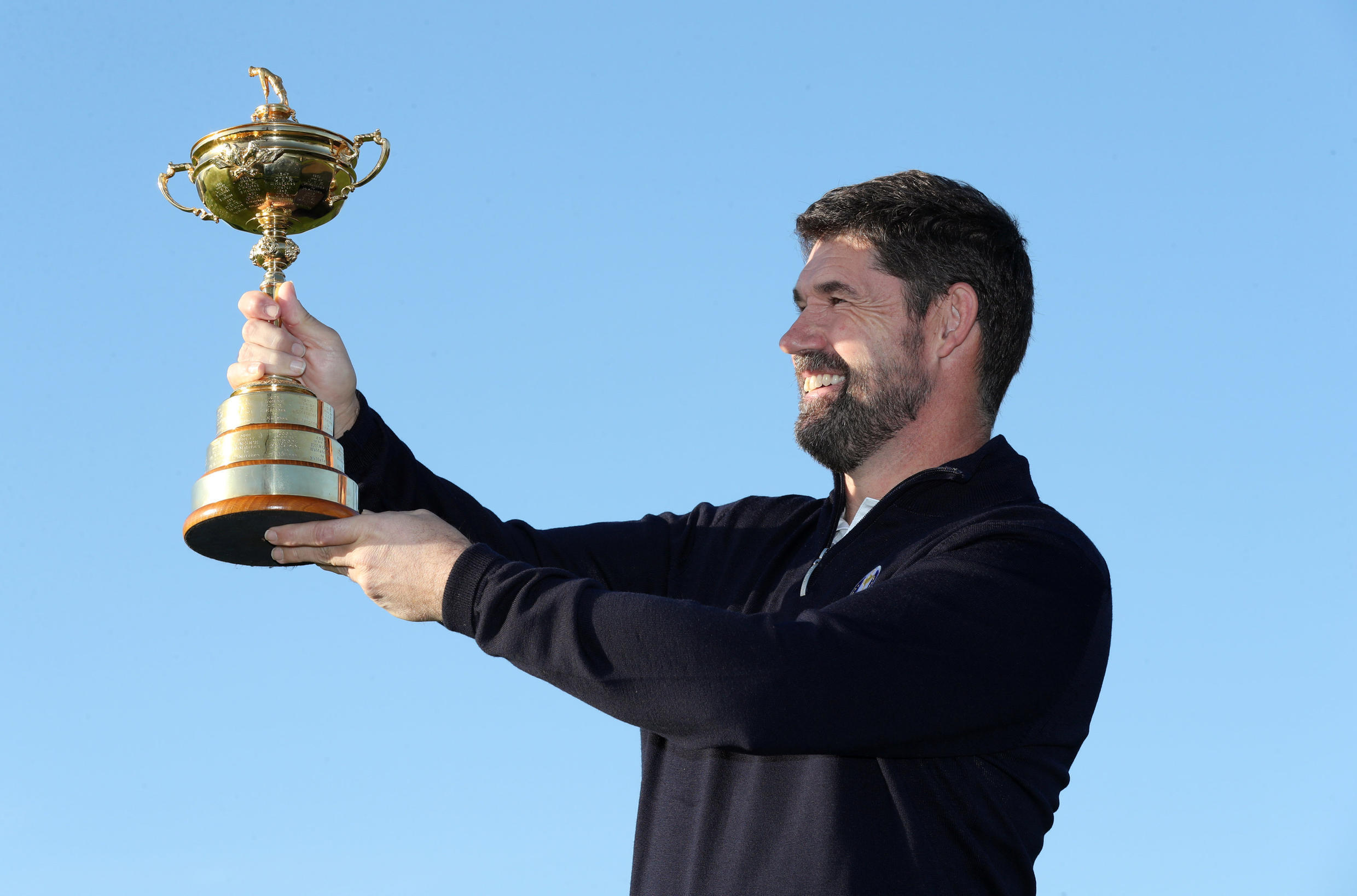Padraig Harrington won the Ryder Cup four times while he was a player.