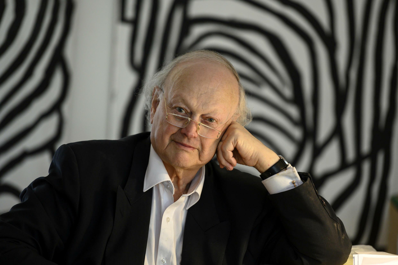 L'architecte australien Glenn Murcutt en 2021.