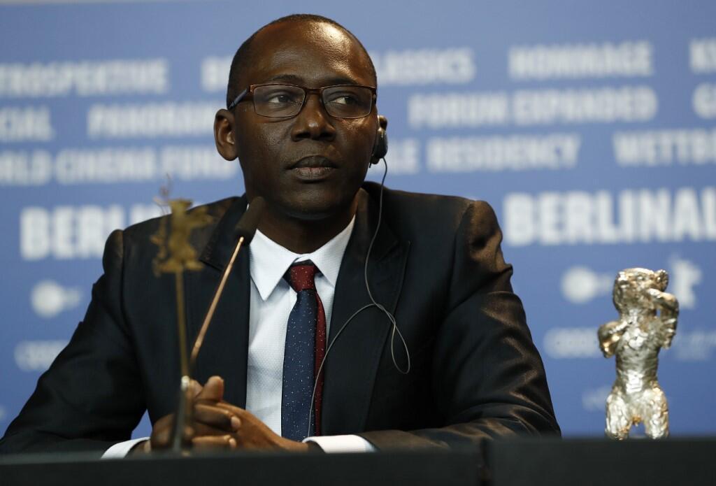 Le producteur sénégalais Oumar Sall.