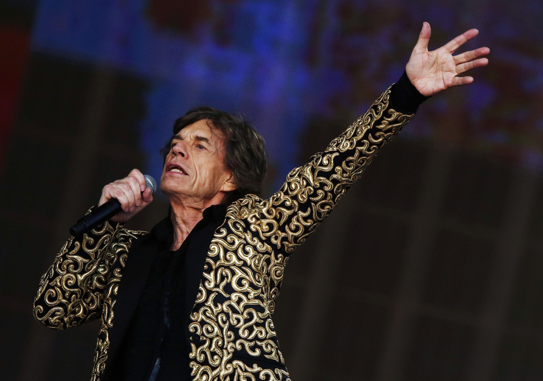 Mick Jagger en Hyde Park, Londres, el pasado 6 de julio de 2013.