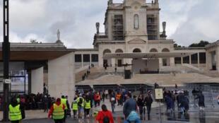 Milhares de peregrinos e turistas são esperados em Fátima