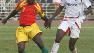 Le Guinéen Pascal Feindouno.