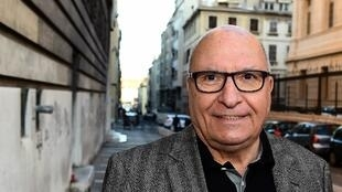 Ông Jacques Cassandri, « bố già » 74 tuổi ở Marseille.