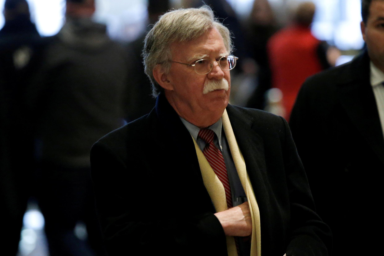 Sabon mai bai wa Trump shawara kan harkokin tsaro, John Bolton