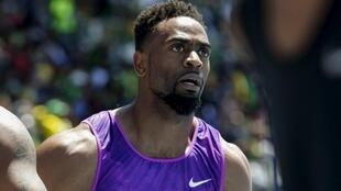 Tyson Gay will compete in his first World Championships since 2011.