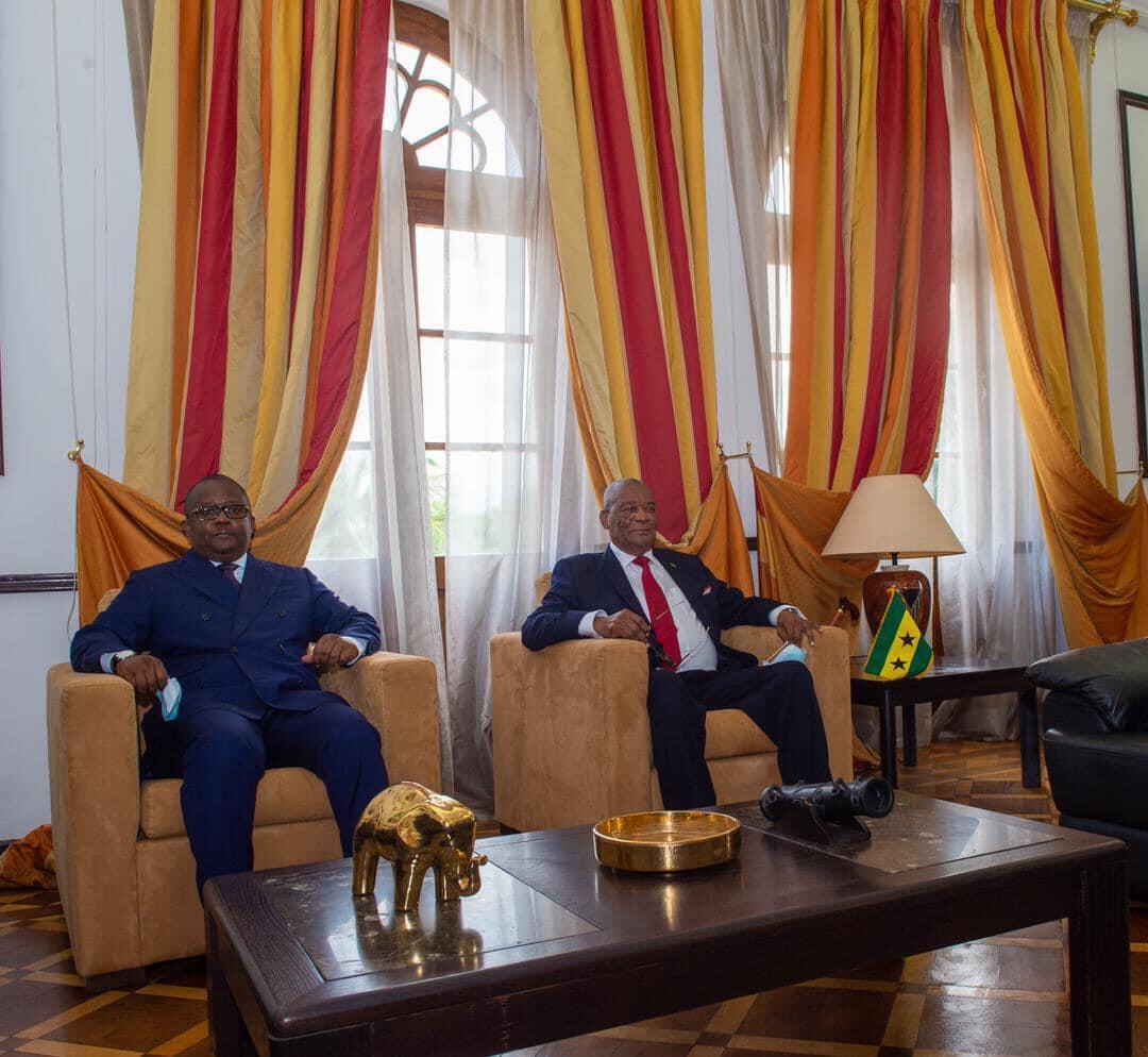 Guiné-Bissau - São Tomé e Príncipe