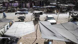 Le marché principal de Nouakchott, le 17 janvier 2020 (image d'illustration).
