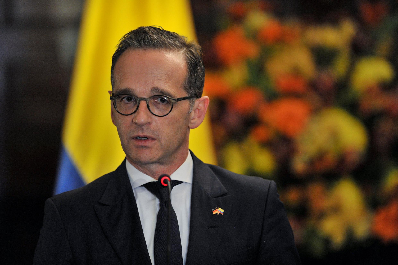 Le ministre allemand des Affaires étrangères Heiko Maas a demandé la libération de Carola Rackete.