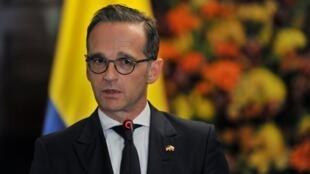 هایکو ماس وزیر امور خارجۀ آلمان