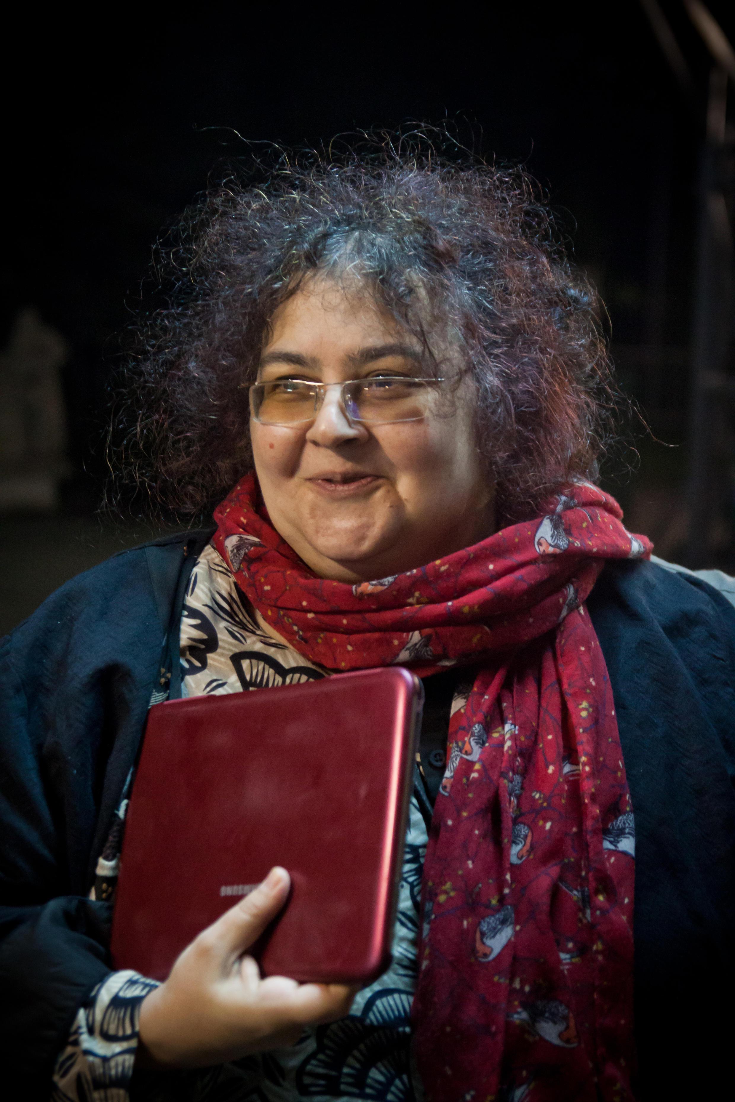 Елена Гремина, руководитель «Театра.doc»