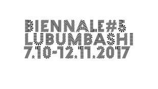 L'affiche de la 5e biennale d'art de Lumumbashi en RDC qui démarre le 7 octobre prochain.