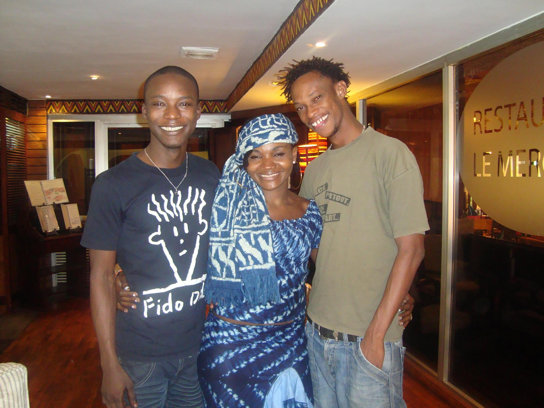 Bakhan, Kareyce Fotso et Naby, les finalistes du Prix RFI découvertes 2009