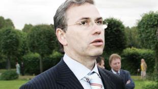 Бывший министр финансов Подмосковья Алексей Кузнецов, задержанный 5 июля на Лазурном Берегу по просьбе России
