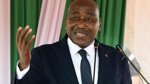 Coulibaly was appointed prime minister in 2017