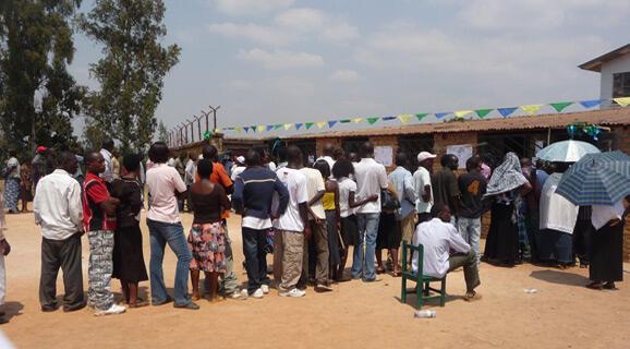 Uchaguzi wa Rwanda