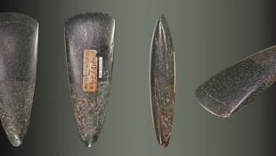 در عصر نوسنگی، از این تیغههای سنگی تبر  در معاملات پایاپای استفاده میشده است