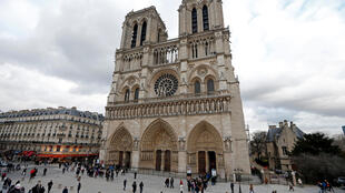 Notre-Dame de Paris is one of France's most popular monuments