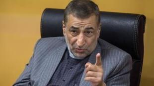 علیرضا آوایی، وزیر دادگستری جمهوری اسلامی ایران