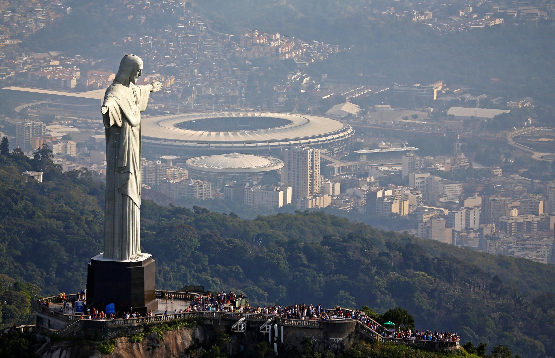 Rio de Janeiro itakuwa jiji la Brazili ambapo michezo ya Olimpiki 2016 itafanyika.