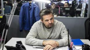 Russia Journalists Proekt