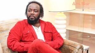 NST Cophie's, le célèbre chanteur ivoirien, décédé le 8 mars 2020.