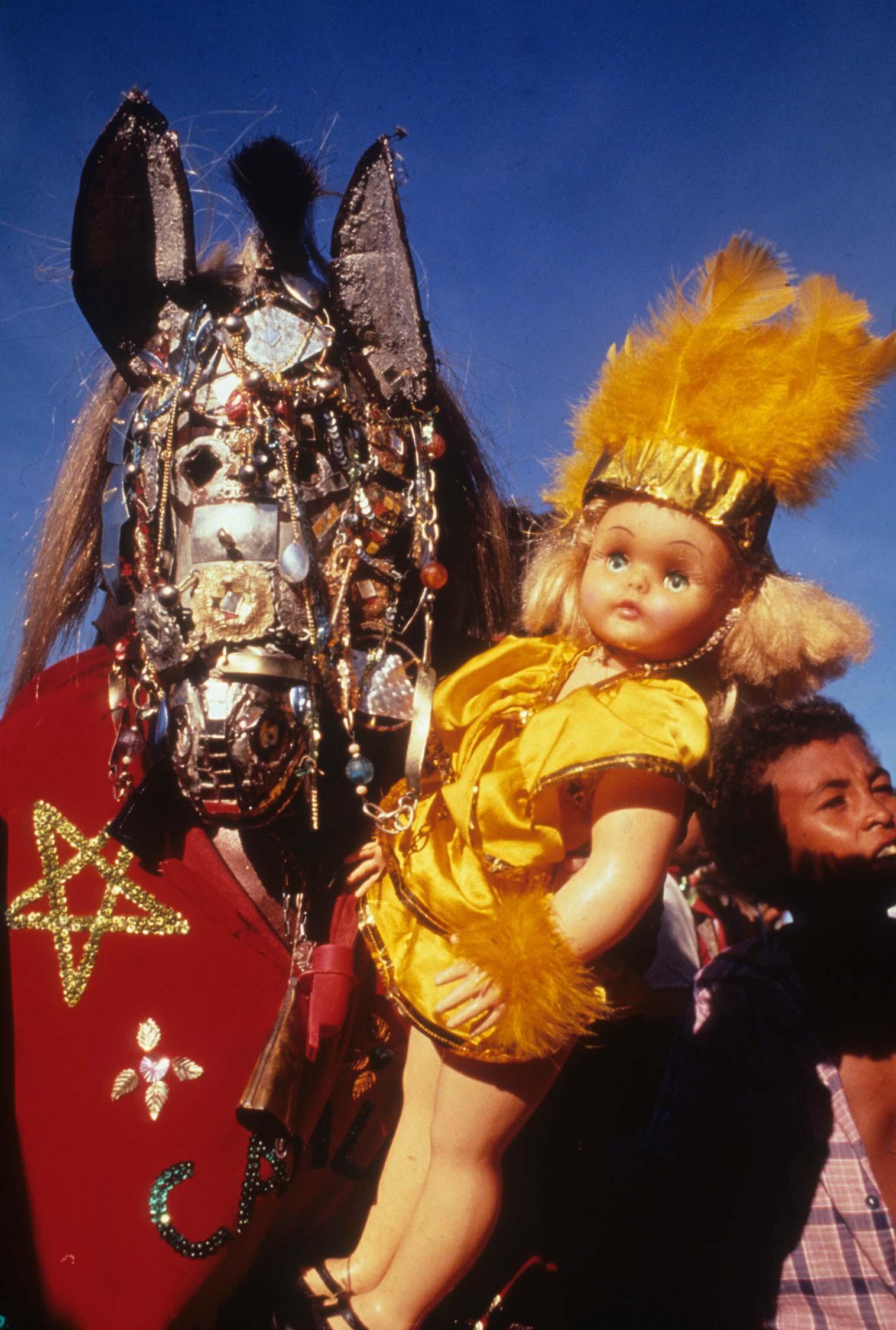 Rosa Gauditano percorreu o Brasil fotografando as festas populares.