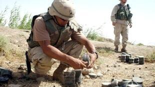 Chaque année les mines antipersonnel tuent, mutilent et blessent des milliers de personnes.