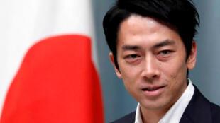 Shinjiro Koizumi, le ministre de l'Environnement japonais.